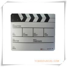 Cojín de ratón promocional del regalo de la promoción (EA02007)