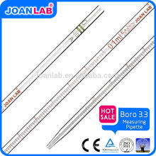 JOAN Laboratory Different Types Of Glass Measuring Pipette Manufacture