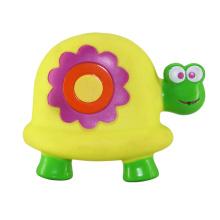 Brinquedo do bebê da tartaruga, tartaruga bonito, brinquedo feito sob encomenda da tartaruga