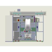 Máquina de Rayos X Inspección de Ruedas Industrial