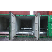 Hot-Dipped Galvanised Steel Plate