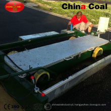 0 Tpj-2.5 Sports Ground Running Track Rubber Paver Machine