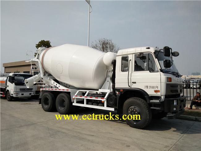 12 CBM Concrete Mixer Importers