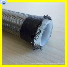 Chemical Teflon Pipe Flexible PTFE Hose Tube
