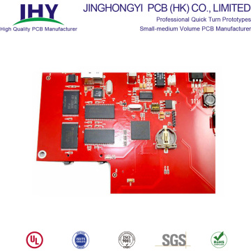 OEM ODM Fiberglass High Tg Substrate 94V0 Fr4 PCB Board