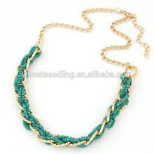 Collier de perles de semelle en forme de collier de perles de la promotion de 2015