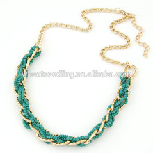2015 Hottest Promotion Bead Cheap Necklace seed bead necklace