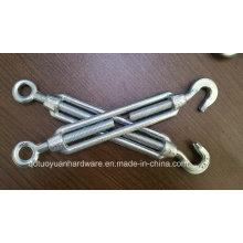 Fábrica directamente Electro galvanizado maleable tipo comercial torniquete sujetador
