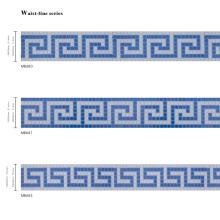 Piscina de la frontera del mosaico