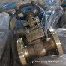 B148 Válvula de porta de Bronze de alumínio de C95800