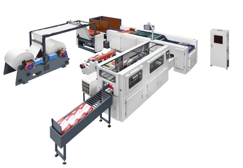 A4 Paper Machine
