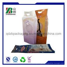 Kundenspezifische OEM-Plastikflexible Haustier-Nahrungsmittelverpackung
