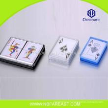 Les meilleures cartes de poker de poker oem à la meilleure qualité