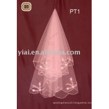 2010 new bridal wedding veil PT1