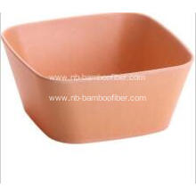 New 5 inch square salad bowl
