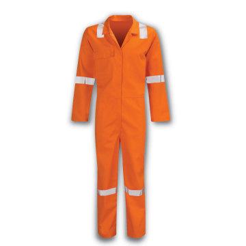 Vestuário resistente a chamas de segurança protetora