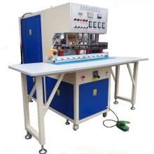 Máquina de costura de alta freqüência da bandeira da soldadura do PVC