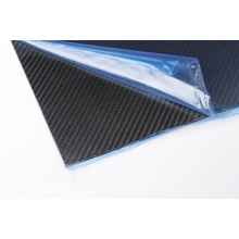 Cadres de prix de gros de dosseret de plaque de verre de carbone superbe