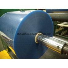Rolo de filme de empacotamento plástico claro fino do PVC para a embalagem da bolha