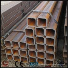 Tubulação de aço sem costura laminada a quente ASTM A500