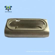 Acepte la pieza del CNC del aluminio de la alta demanda de encargo del OEM
