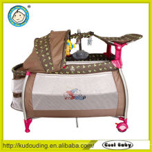 Wholesale fabric metal baby kid playpen