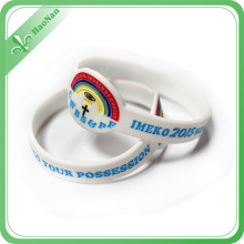 Hot Selling Fashion Printing Silicon Wristband
