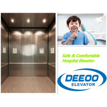 Reliable Safe Comfortable Hospital Passenger Elevator