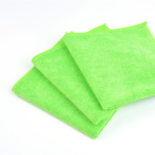 Microfiber Quick Dry Warp Knitting Cleaning Towels