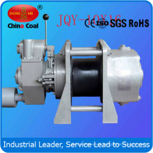 1000kg Jqy-10X16 Pneumatic Winch (vane type pneumatic motor)