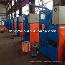Machine de tréfilage de type réservoir d'eau 24WDS (0.1-0.6)