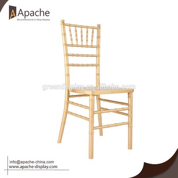 Wooden Restaurant Dining Chair All-season Furniture Banquet Chair