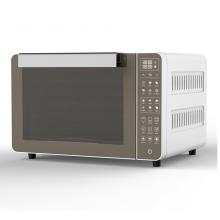 8 preset menu function air fryer oven