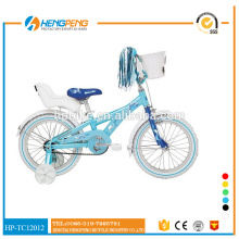 16 inch girls kids bike with training wheel