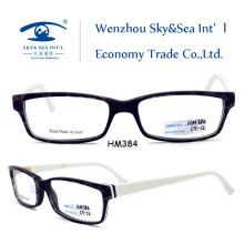 Fashion New Design Acetate 2015 Optical Frame (HM384)