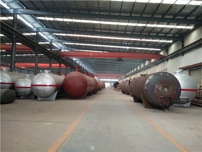 Ammonia Staorage Tanks shop