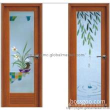 New Design  UPVC Casement Door/Swing  Door