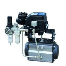 90 Degree Pneumatic Rotary Actuator with Valve Positione (YCTAT)