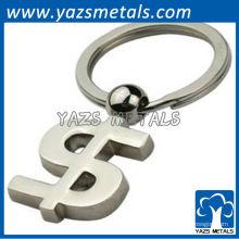 Metall keychain und Zelle keychain