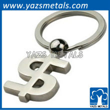porte-clés en métal et porte-clés de cellule