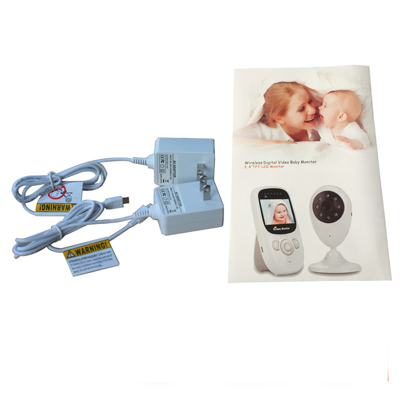 Q See Wireless Baby Monitor