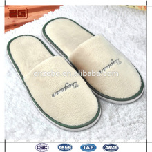 Waffle /Terry Wholesale Cheap Price Bathroom Disposable 11*27cm Hotel Slippers