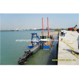 8 Inch Cutter Suction Dredging Machine with Weichai Engine (CSD 200)