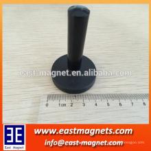 Pequenas ventosas para venda de mercadorias / ímã flexível com alça para decoração automática