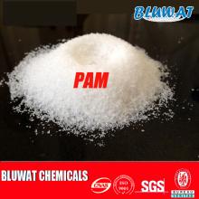 ETP Boues Déshydratation Polyacrylamide Produits chimiques