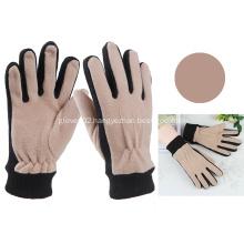 Polar Fleece Custom Sports Gloves