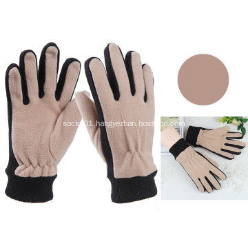 Polar Fleece Custom Sports Gloves