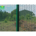 Mesh fencing specially configured to provide maximum visibility