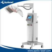 Pele popular do rejuvenescimento da pele do equipamento da beleza do sistema de PDT que aperta a máquina da beleza do diodo emissor de luz de PDT