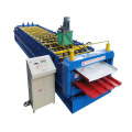 Composite Plate Double Layer Roll Forming Machine